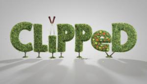 Clipped! Logo